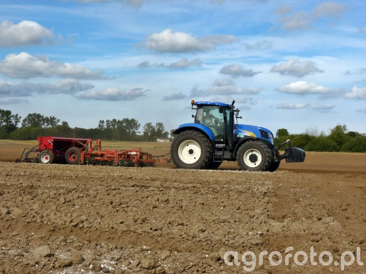 New Holland T6080 PC