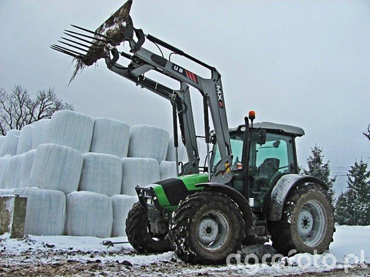 Deutz-Fahr Agrofarm 420 PL