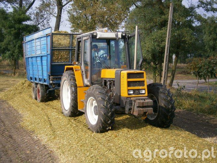 Renault + Fortschritt T-088