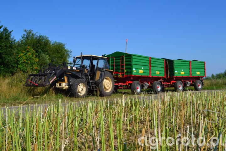 Ursus 914 & MT DB14000 x2