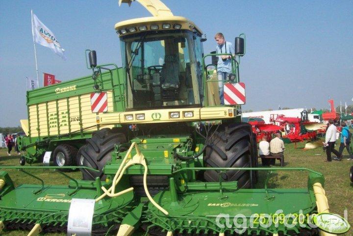 Krone big x650