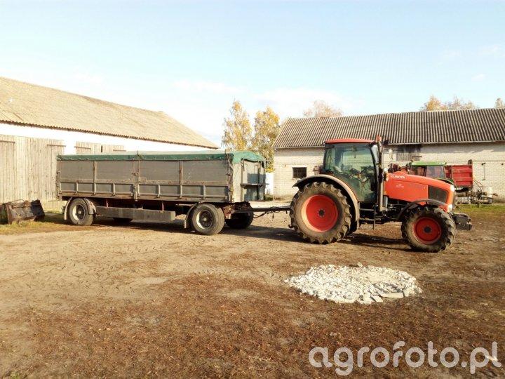 Traktory Kubota