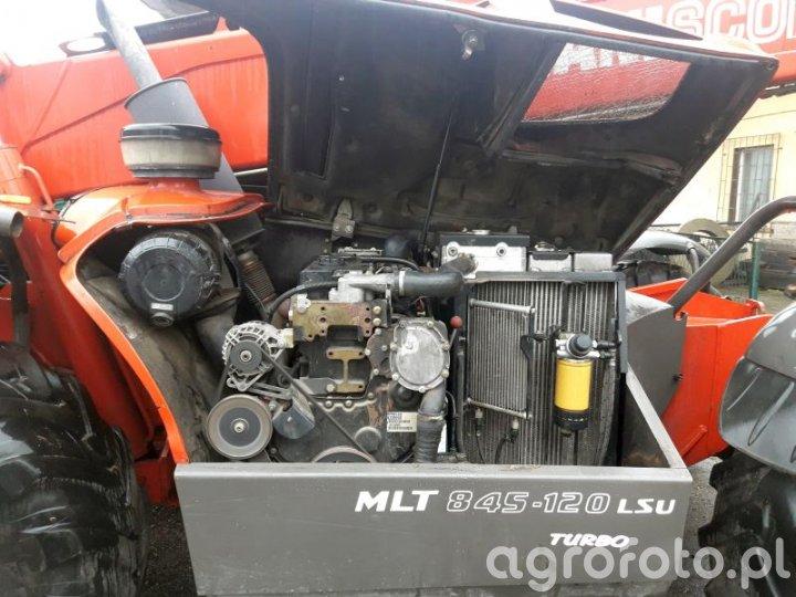 Manitou MLT 845-120 LSU TURBO