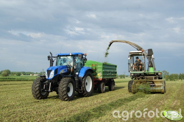 New Holland T6080 Maral 150