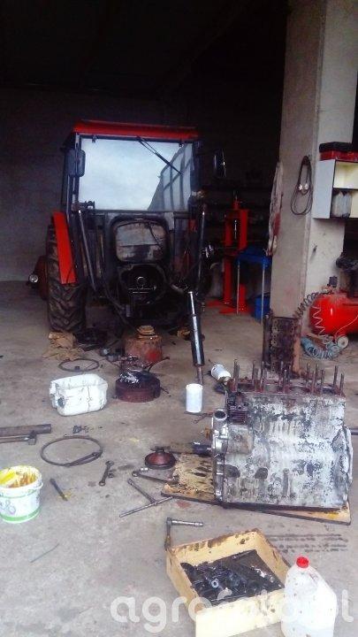 Traktory Ursus