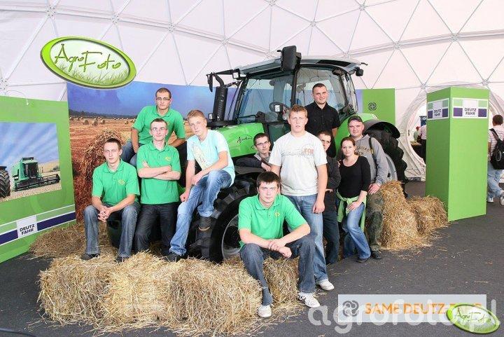 Same Deutz-Fahr - Agrofoto.pl Spotkanie Sobota