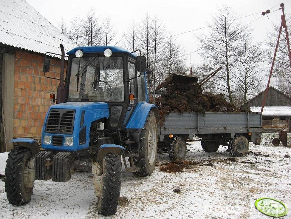 MTZ-Belarus 820.1