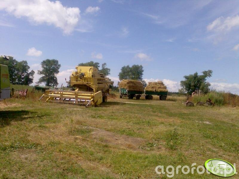 New Holland 1540 S