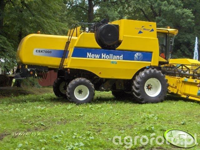 New Holland CSX7060