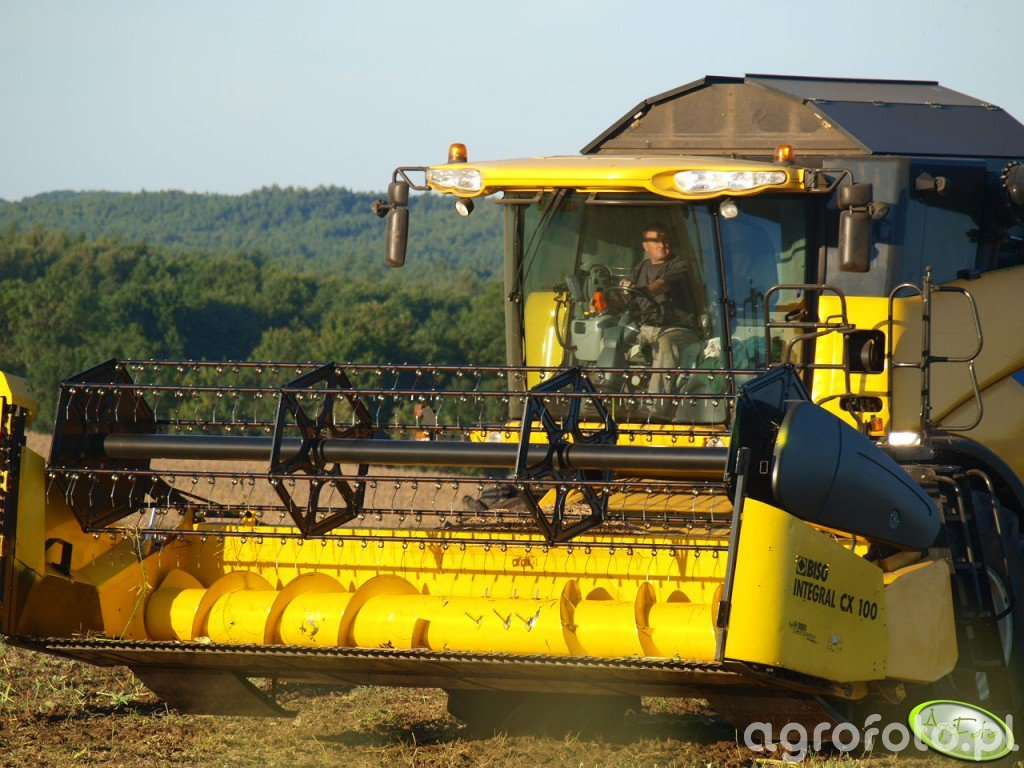 New Holland CX8030