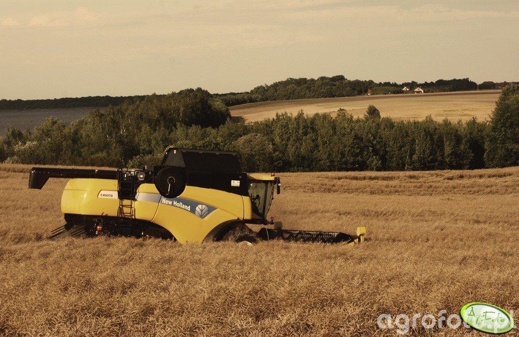 New Holland CX8070