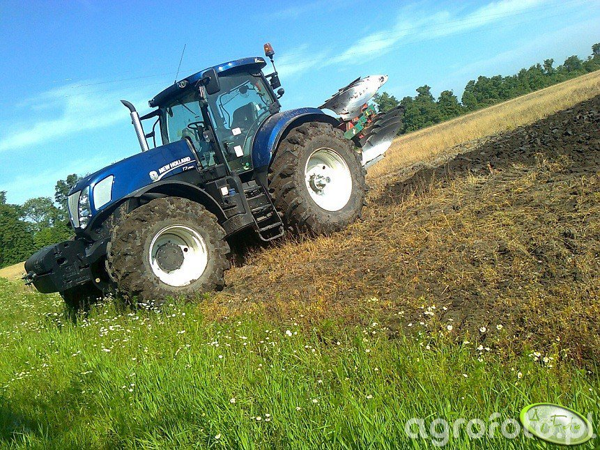 New Holland Limited Edition  7.260