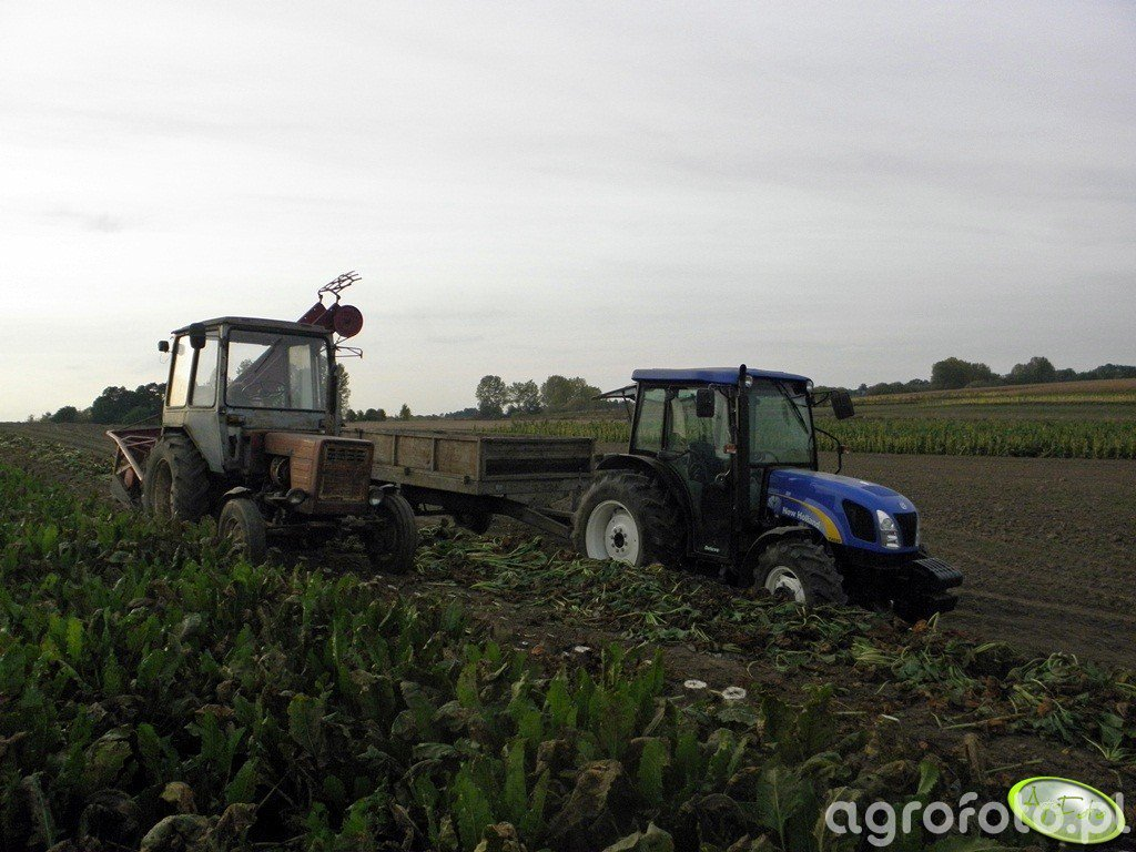 New Holland T4020