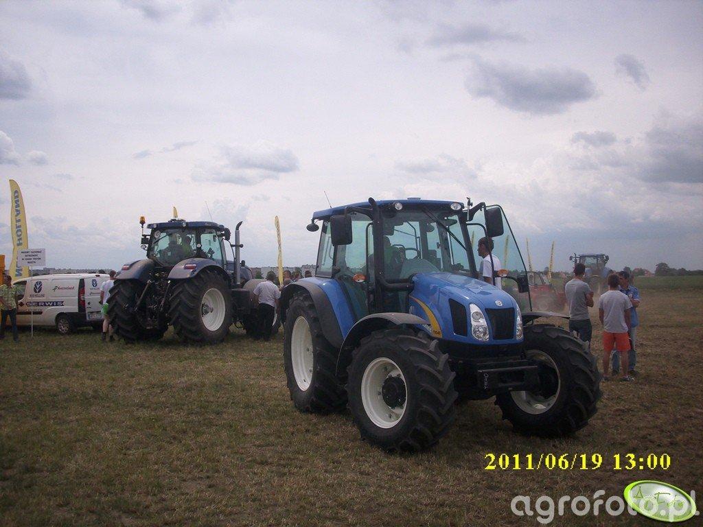 New Holland T5050 i T7.270