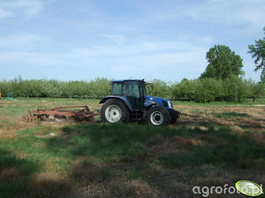 New Holland T5060 i BDT 3.0
