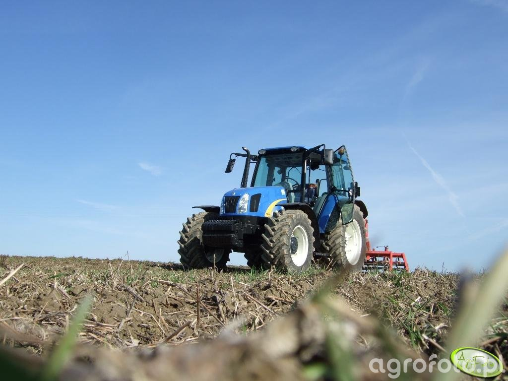 New Holland T5060 i Brodnica 3