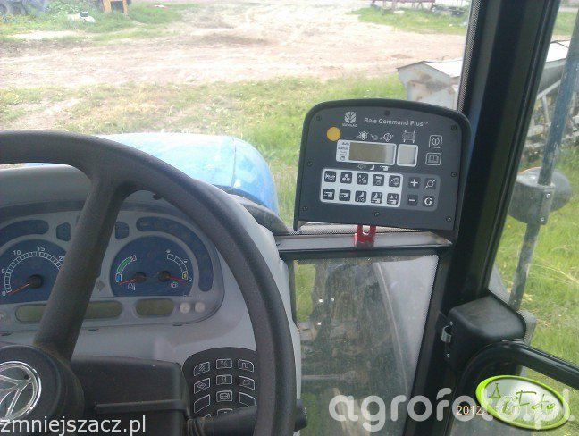 New Holland T5060 - Panel Sterujący NH BR6090