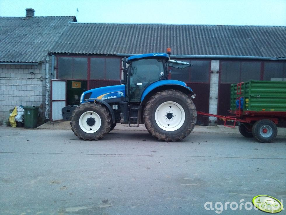 New Holland T6030 RC