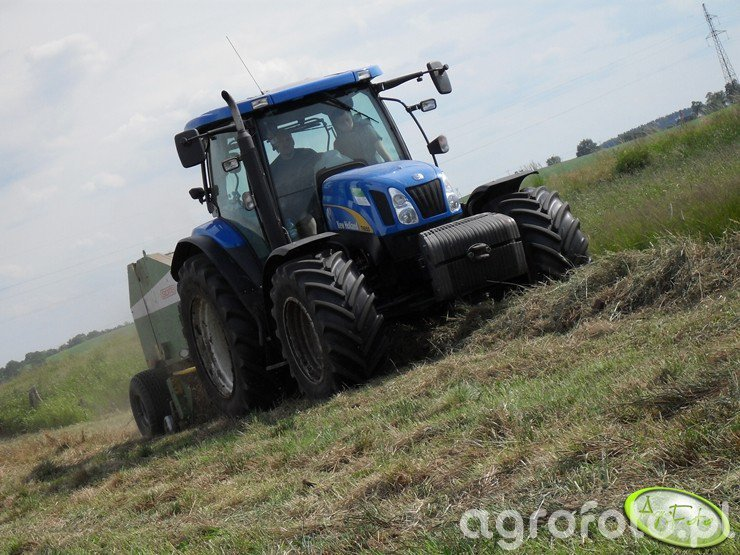 New Holland T6050 i Sipma