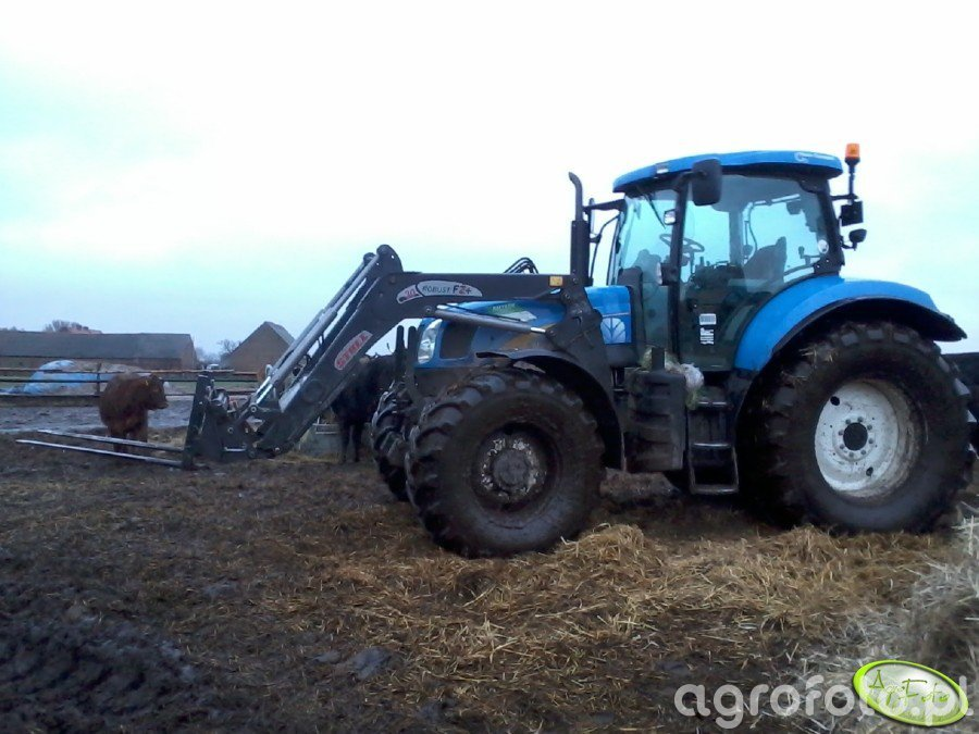 New Holland T6070 PC