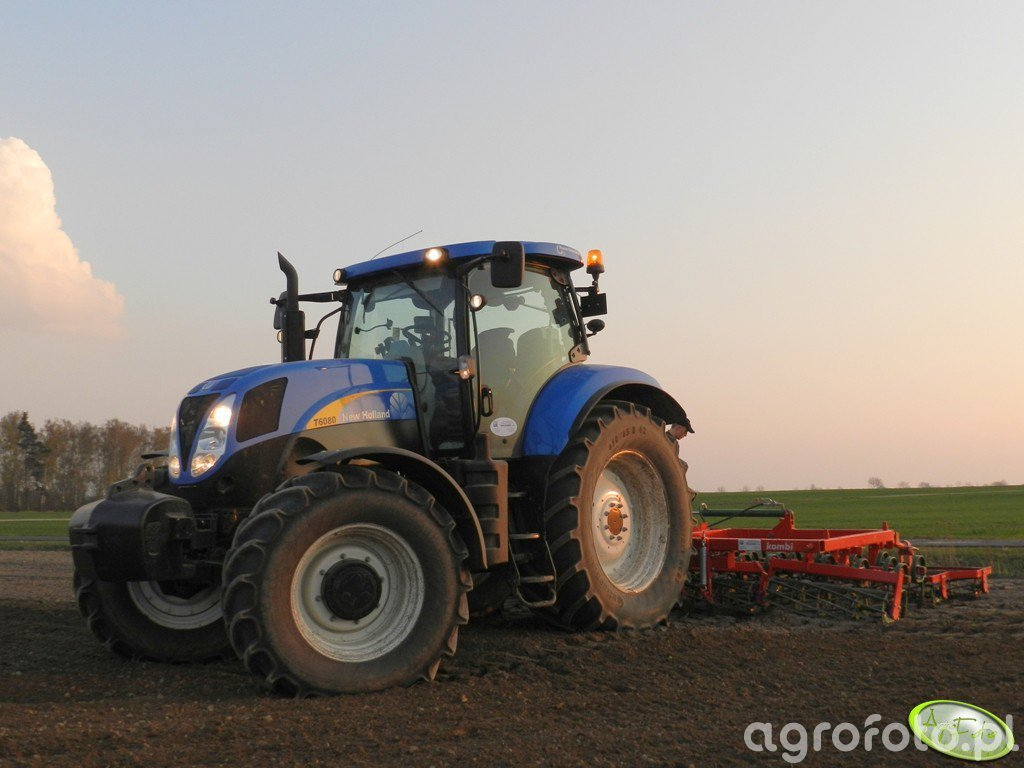 New Holland T6080 PC + UG Kombi 5.1 BH