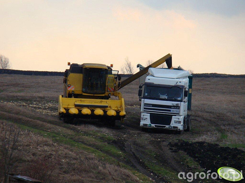 New Holland TC 56 i TIR