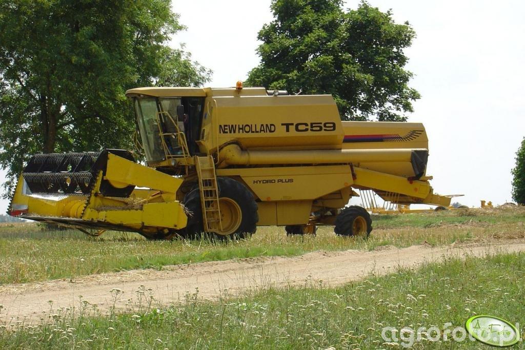 New Holland TC 59 Hydro Plus