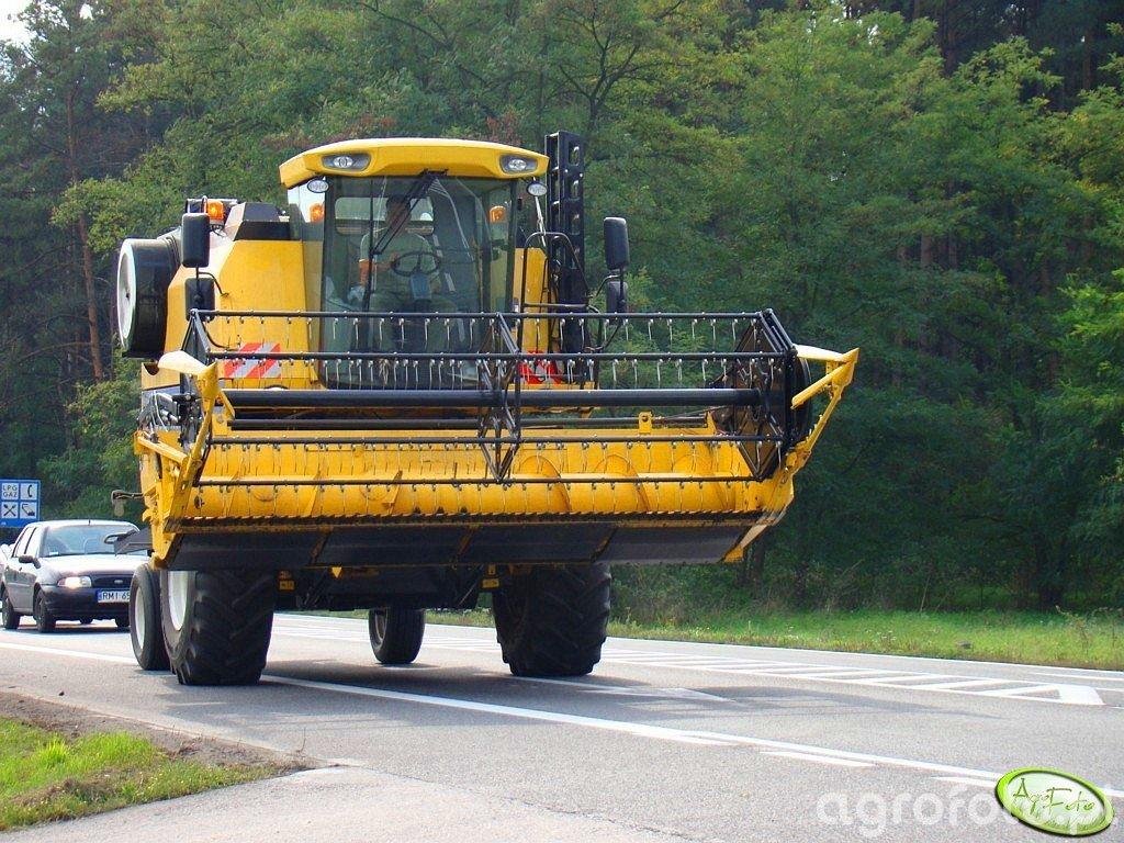 New Holland TC5040 Bizon