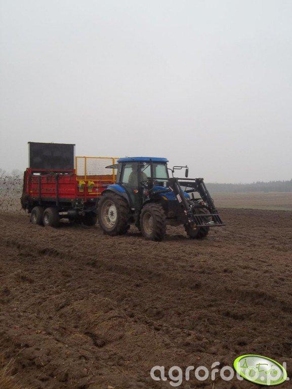 new holland td5030 & metal-fach n267/1