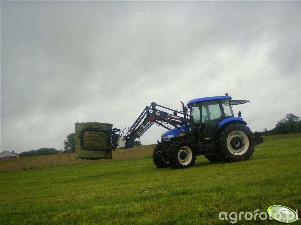 New Holland TD80D Plus