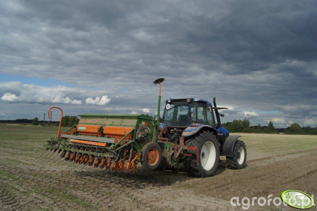 New Holland TM 125 i UG Aamazone D9
