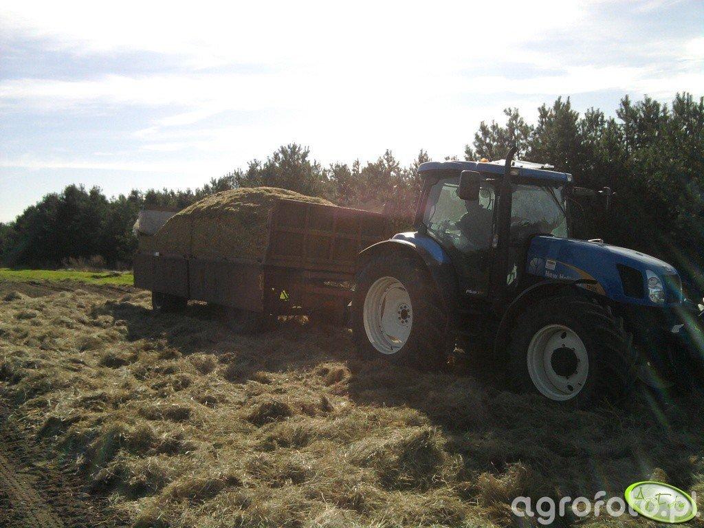 New Holland TS 125A