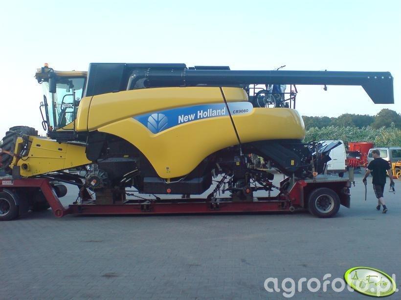 NH CR9080 + Yamaha Yz 250