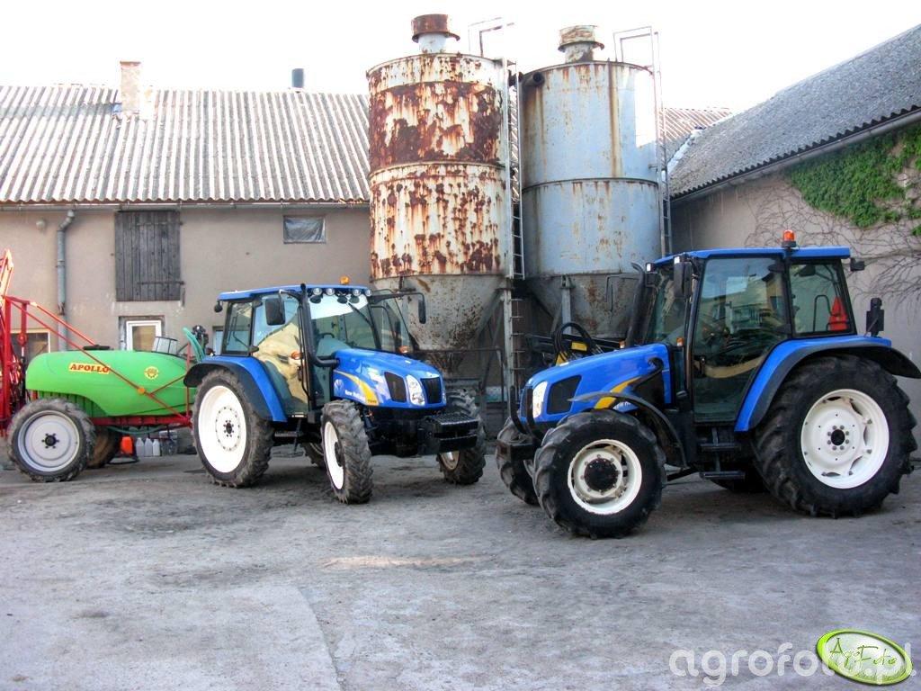 NH T5040 & TL90A