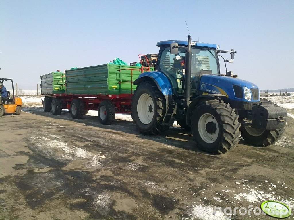 NH T6030 RC