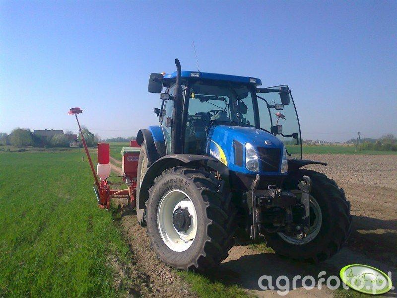 NH T6050 Plus + Gasparoo