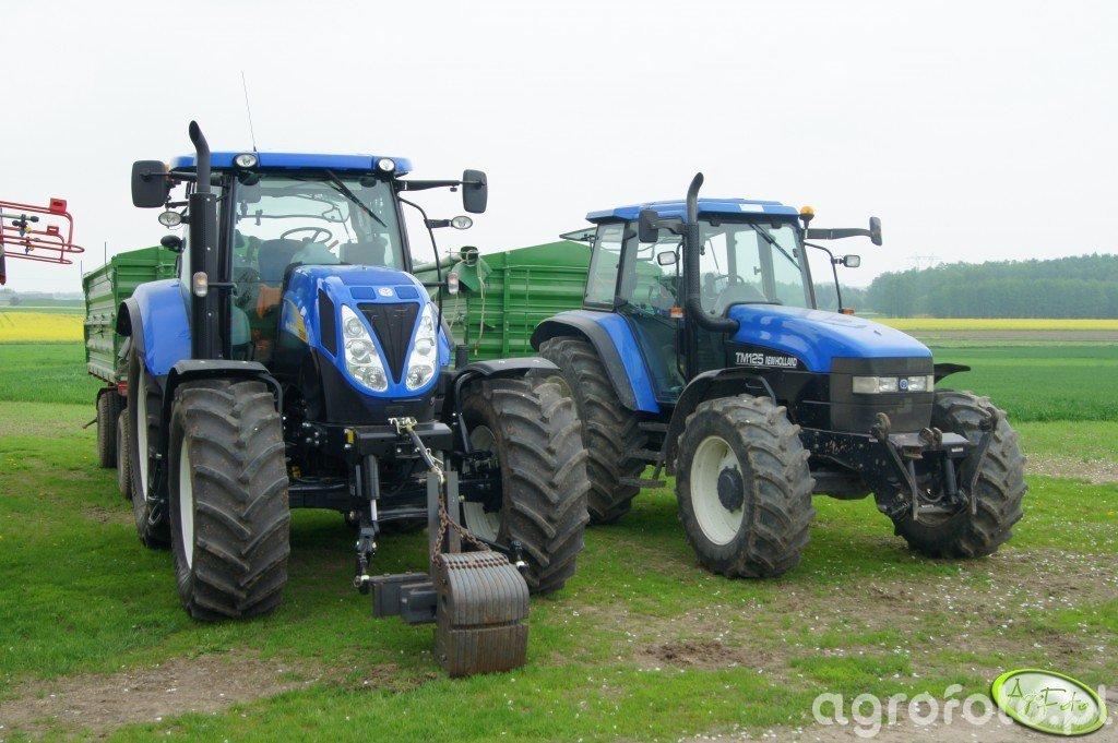 NH T6080pc i TM 125