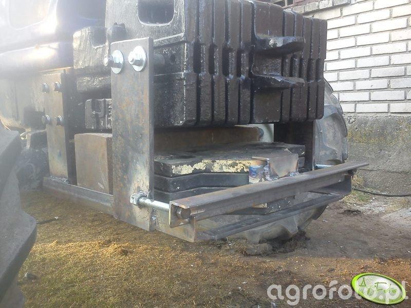 Obciażniki w Farmtrac 690 DT