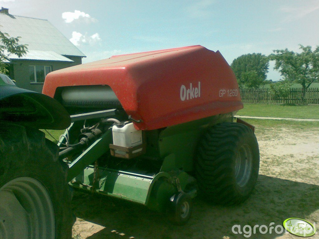 Orkel GP 1260