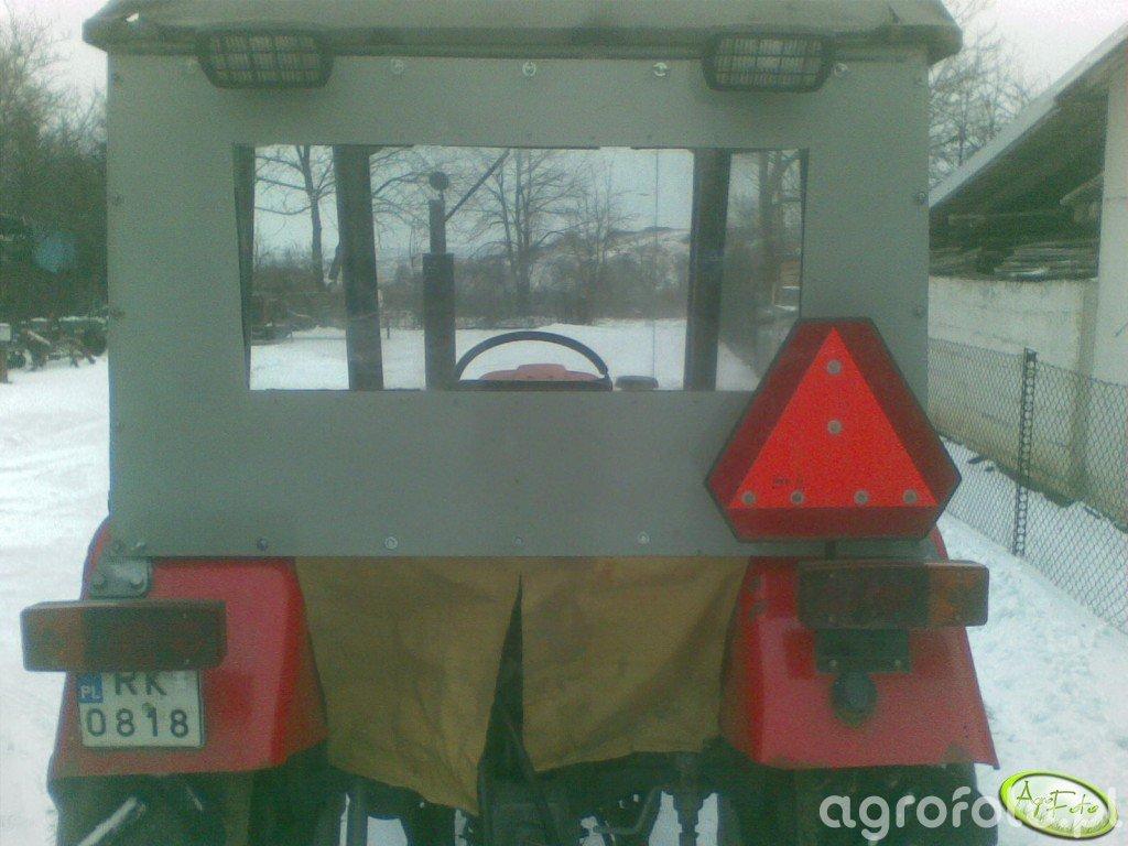 Osłona kabiny Ursus c 330