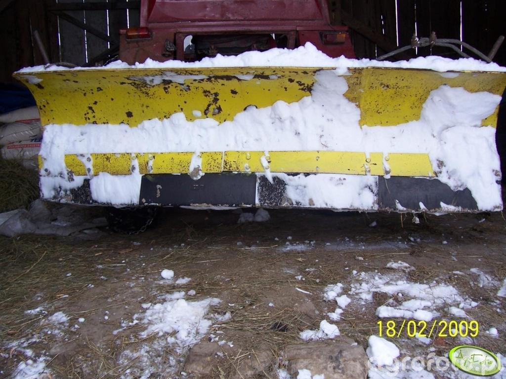 Plug do śniegu