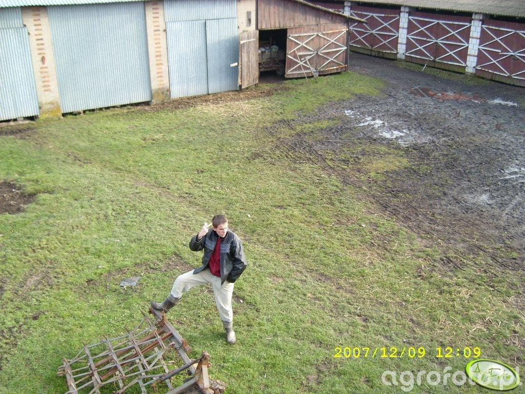 Podwórko i ja;);)