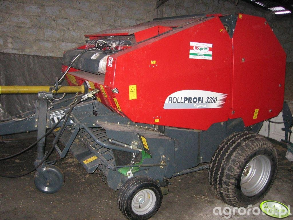 Pottinger Rollprofi 3200LSC