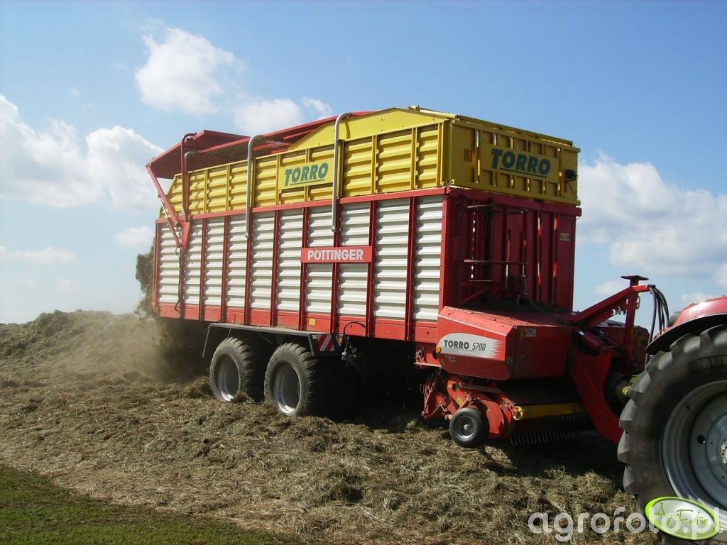 Pottinger Torro 5700