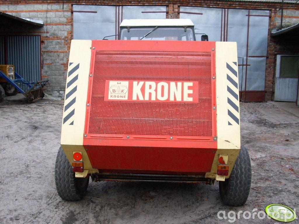 Prasa Krone KR 125