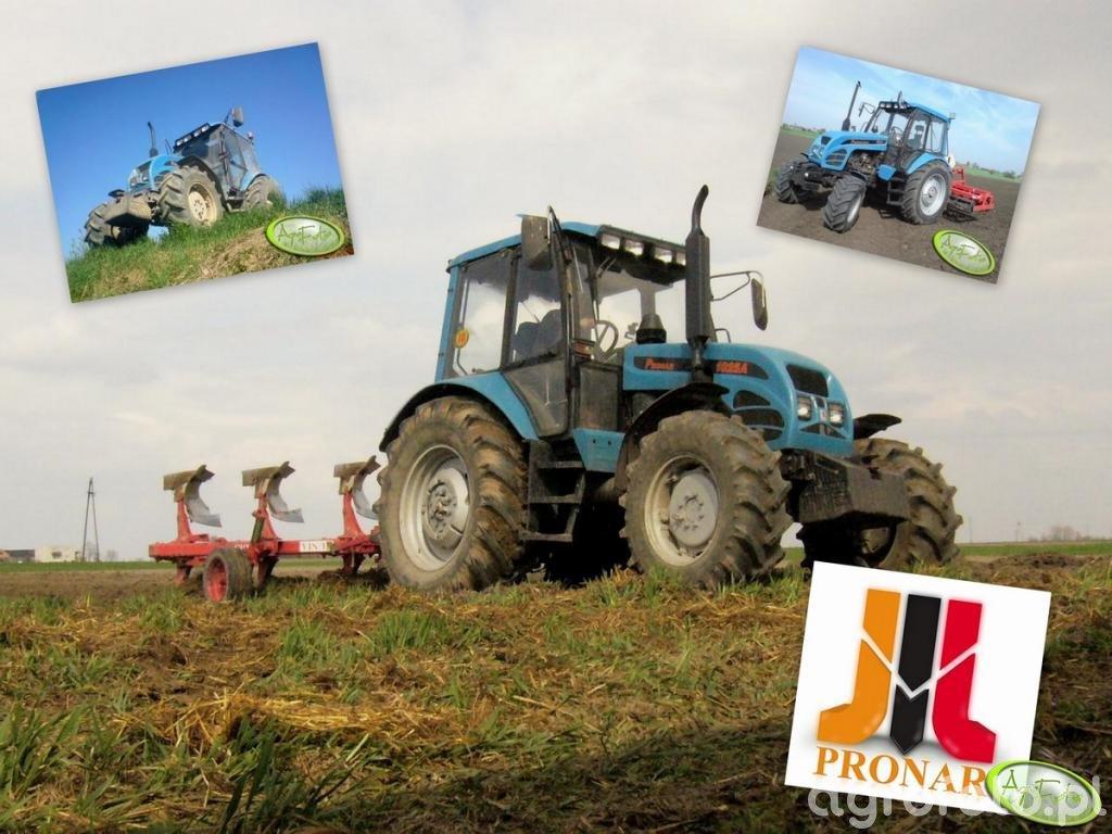 Pronar 1025A & Pronar 82A & Pronar 82SA