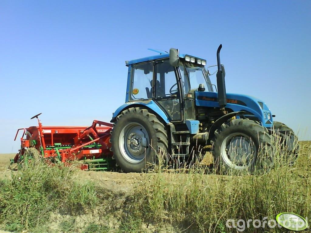 Pronar 82SA & Ares LZ + Polonez T