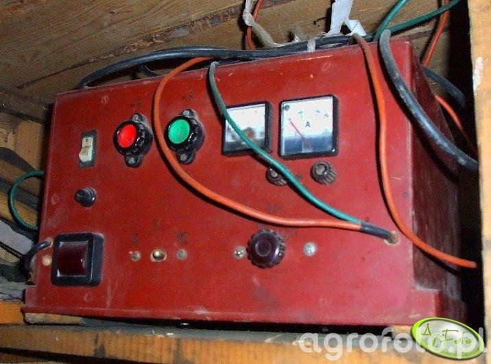 Prostownik made in garage