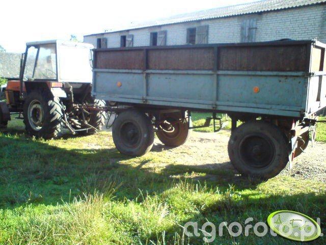 Przyczepa D-45