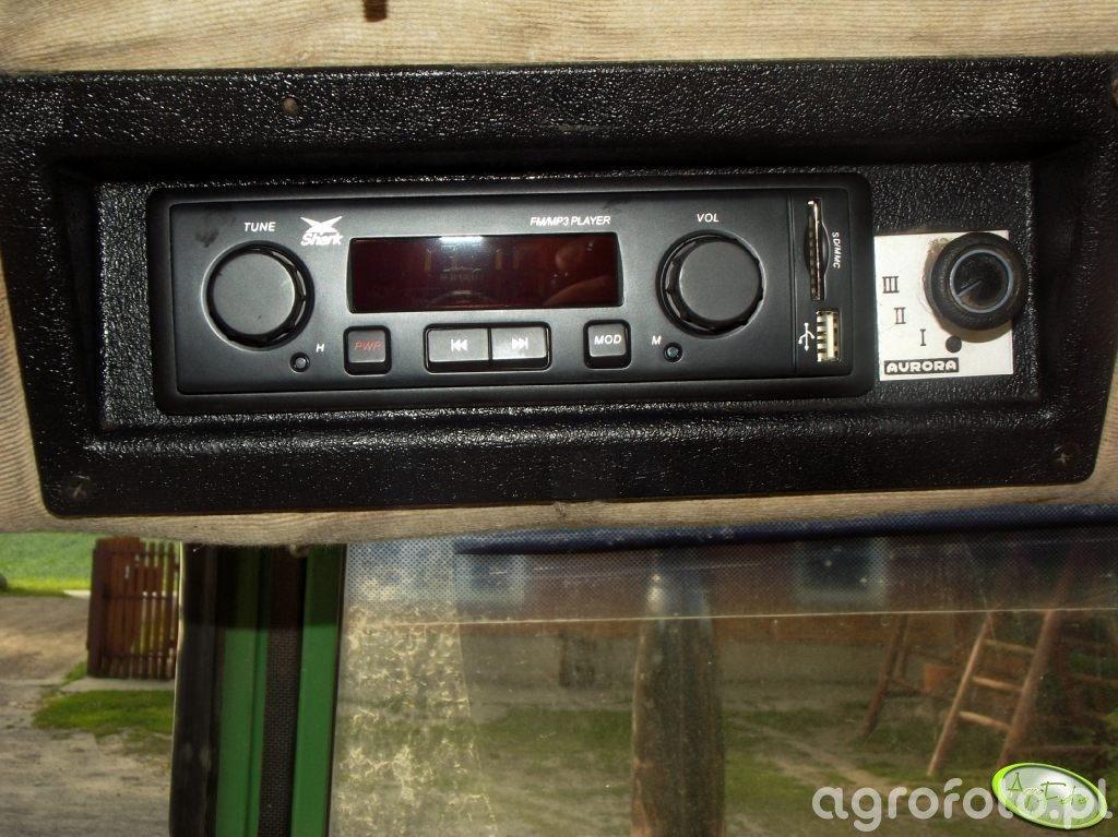 Radio w Fendzie Farmerze 306 LSA